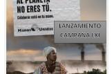 lanzamiento campaña LXI Manos Unidas en Alicante