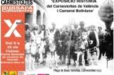 Exposició Història del carnestoltes de València i carnaval boliviano