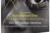 """Exposición """"Vivir defendiendo derechos"""""""