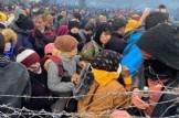 """Concentracion """"El derecho de asilo no se toca"""""""