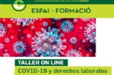 FORMACION ON LINE: COVID-19 y Derechos Laborales