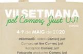 VII Setmana pel Comerç Just UJI (del 4 al 9 de maig 2020)