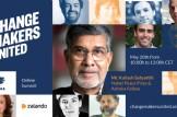 Cumbre Europea de Innovación Social - con la participación del Premio Nobel de la Paz Kailash Satyarthi