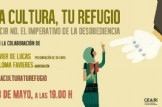 """#CulturaTuRefugio: """"Decir no. El imperativo de la desobediencia"""","""