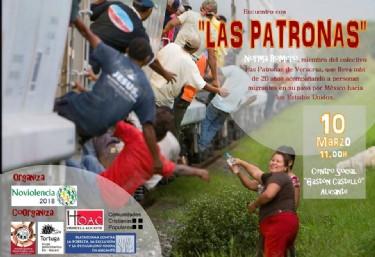 Testimonios de las PATRONAS DE VERACRUZ al servicio de las personas migrantes en Mexico