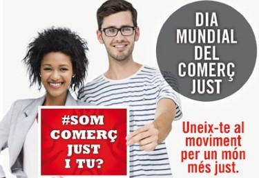 DIA MUNDIAL DEL COMERÇ JUST EN VALÈNCIA