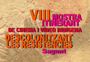 VIII Mostra itinerant de cinema i vídeo indígena en Sagunt