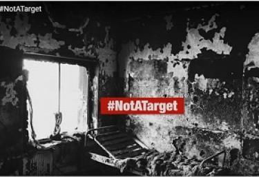 NO SON UN OBJETIVO: Documentarl sobre los bombardeos a hospitales en zona de guerra