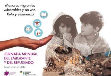 Jornada Mundial del Migrante y Refugiado 2017
