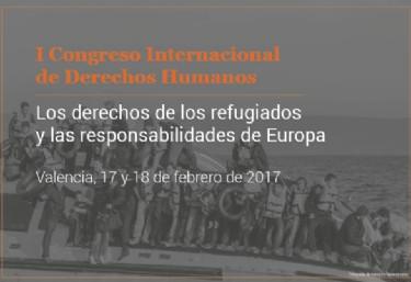 Abiertas las inscripciones al I Congreso Internacional de Derechos Humanos