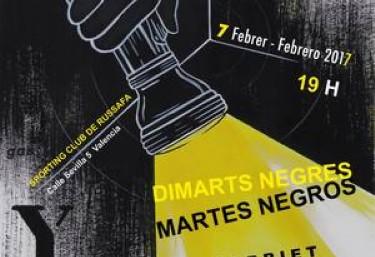 Séptima edición de los martes negros de Amnistía Internacional