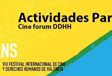 El audiovisual como herramienta de cambio - Cortos Valencianos