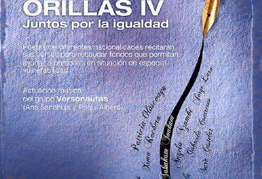 """IV Recital poético solidario """"Acercando orillas"""""""