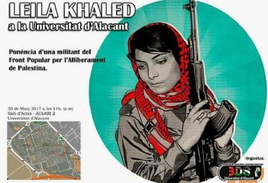 Xarrades de Leila Khaled