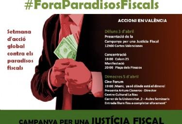 #ForaParadisosFiscals