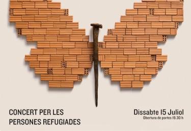 Concert per les Persones Refugiades