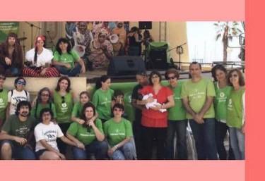 VI Fiesta de la Solidaridad organizada por el Voluntariado de Oxfam Intermón Alicante