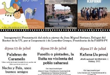 Coneix el món Saharauí a través del cinema - Kafana