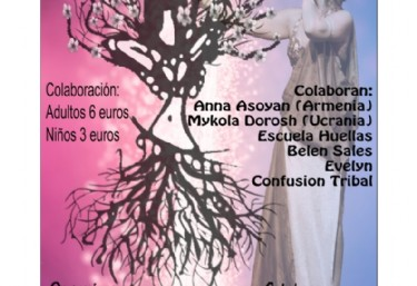 Muestra de danza Amparo Tortola a beneficio de AHUIM