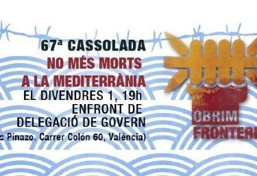 67ª CASSOLADA NO MÉS MORTS A LA MEDITERRÀNIA