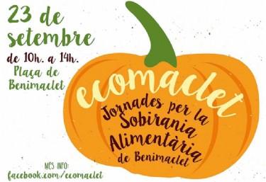 Jornades per la Sobirania Alimentària de Benimaclet