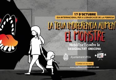 Movilizaciones POBRESA ZERO 2017 en Elche - Carrera