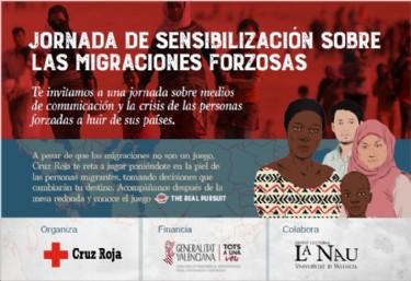 Jornada de sensibilización sobre las migraciones forzosas
