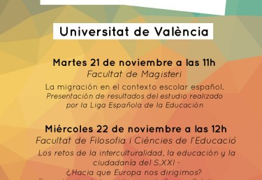 La migración en el contexto escolar español