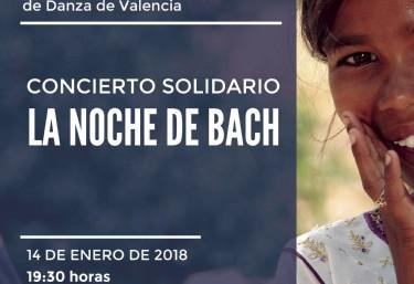 """Concierto solidario """"La Noche de Bach"""""""