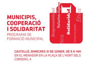 Curso de Compra Pública Ética en Castellón: Cómo convertir las compras de las Administraciones en un acto de responsabilidad social y medioambiental, paso a paso.