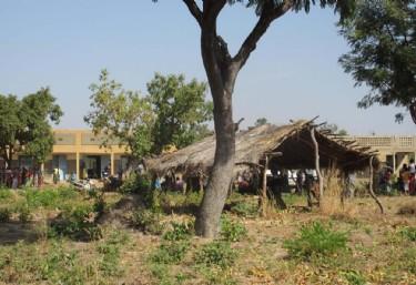 Subasta de ilustraciones a favor de los proyectos de CIM Burkina en Burkina Faso.