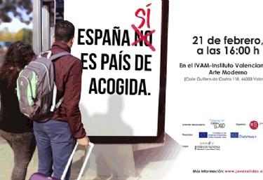 Jornada ¿Crees que España es país de acogida?