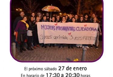 1ª Acogida de voluntariado 2018 Psicologas y Psicologos sin fronteras