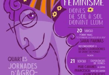20/21 Abril, Jornades d'agroecologia - Ecofeminisme