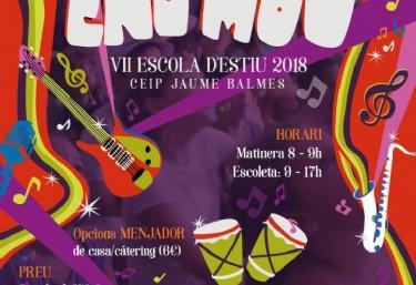 VII Escola d´Estiu 2018