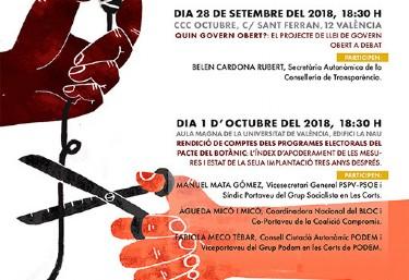 CELEBRACIÓ DEL 16É DIA INTERNACIONAL DEL DRET A SABER 2018