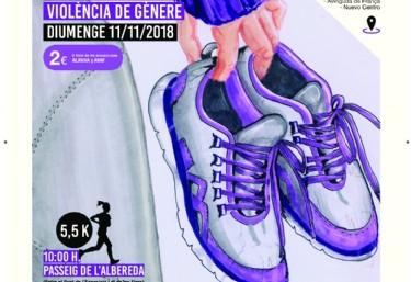 III Marxa contra la Violència de Gènere 5,5K