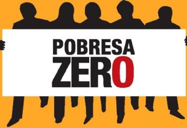 Concentració de POBRESA ZERO 2018 en Almàssera