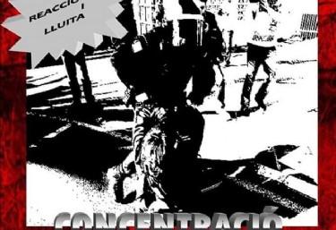 Concentración NO A LA LLEI MORDASSA