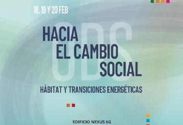 III Universidad de Invierno -  HACIA EL CAMBIO SOCIAL: HÁBITAT Y TRANSICIONES ENERGÉTICAS