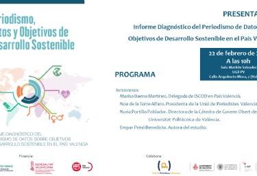 Periodismo, Datos y  Objetivos de Desarrollo Sostenible