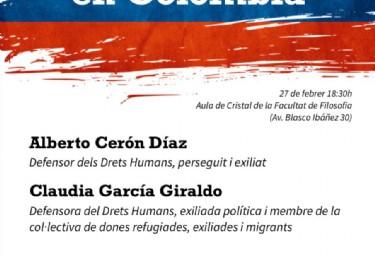 La massacre silenciada a Colòmbia