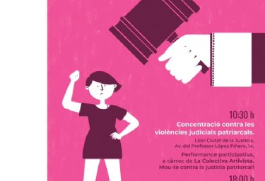 8 dies de revolta feminista:Violències