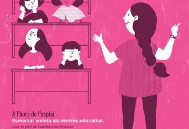 8 dies de revolta feminista:Educació