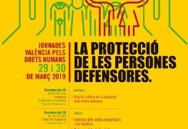 La protecció de les persones defensores