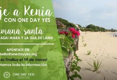 Viaje a Kenia - One Day Yes