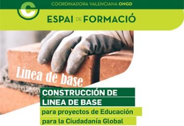 Abierta la inscripción en FORMACION INTERNA:Construcción de Línea de Base para Proyectos de Educación para la Ciudadanía Global.
