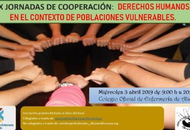 IX Jornadas Cooperación al desarollo