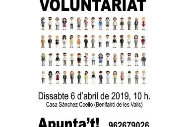 Encontre de Voluntariat- Projecte de Cpmerç Just