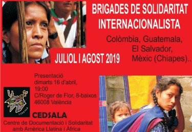 Brigades de Solidaritat Internacionalista